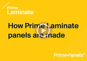 How Prime Laminate panels are made