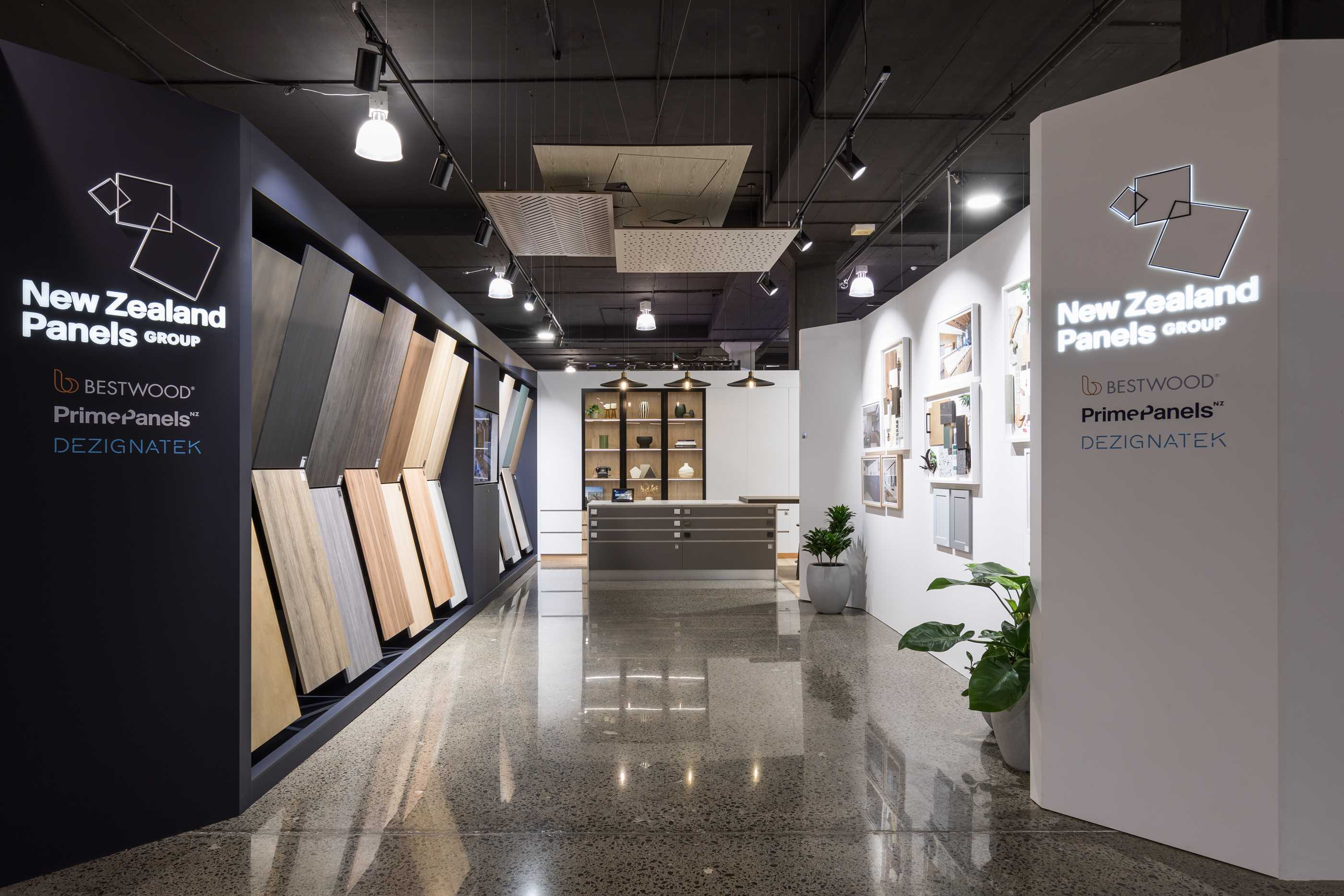 New showroom opens in Parnell   Prime Panels